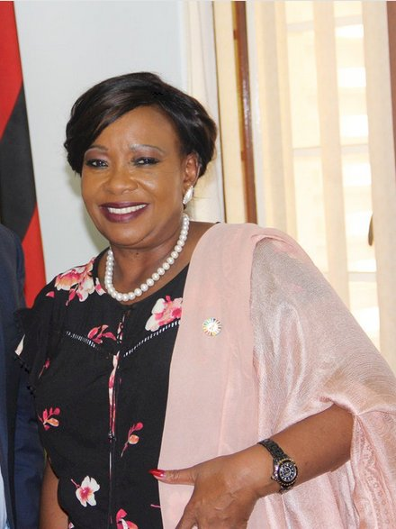 First Lady Auxillia Munangagwa  Calls For Women To Fast Against Covid-19